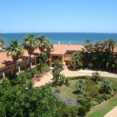 Hotel Guadalmina Spa & Golf Resort пляж фото 2