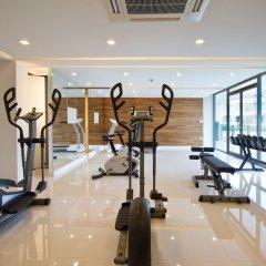 Отель Rocco Huahin Condominium фитнесс-зал