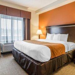 Отель Comfort Suites Atlanta Airport комната для гостей