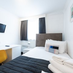 Отель The Dome Kings Cross Великобритания, Лондон - отзывы, цены и фото номеров - забронировать отель The Dome Kings Cross онлайн комната для гостей фото 5