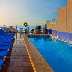 Отель Avenida Испания, Пляж Леванте - отзывы, цены и фото номеров - забронировать отель Avenida онлайн бассейн