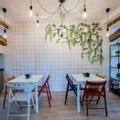 Отель Moon Hostel Польша, Вроцлав - 1 отзыв об отеле, цены и фото номеров - забронировать отель Moon Hostel онлайн питание фото 3