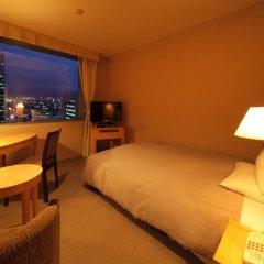 Отель Oarks canal park hotel Toyama Япония, Тояма - отзывы, цены и фото номеров - забронировать отель Oarks canal park hotel Toyama онлайн комната для гостей