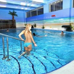 Отель Ilıca Spa&Wellness Thermal бассейн фото 4
