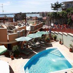 Отель B&B Villa Cristina Джардини Наксос с домашними животными