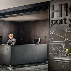 Отель H10 Port Vell Барселона интерьер отеля фото 2