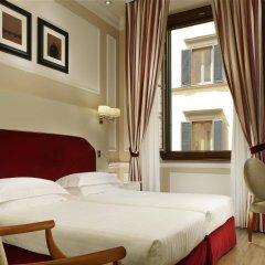 Отель CALZAIUOLI Флоренция комната для гостей фото 4
