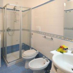 Отель Aurora Residence Amalfi ванная