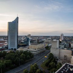 Book Hotel Leipzig фото 2