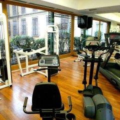 Отель Grand Hotel et de Milan Италия, Милан - 4 отзыва об отеле, цены и фото номеров - забронировать отель Grand Hotel et de Milan онлайн фитнесс-зал фото 2