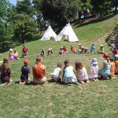 Апартаменты Castellare di Tonda - Apartments детские мероприятия фото 2