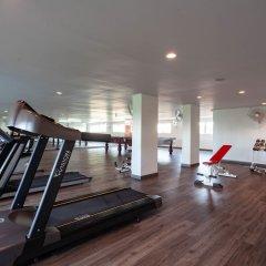 Отель Baumancasa Beach Resort фитнесс-зал фото 2