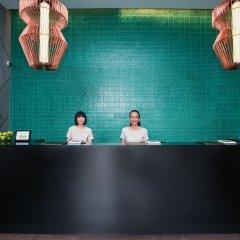 Oasia Hotel Downtown Singapore сауна