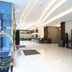 Benikea Premier Hotel Bernoui интерьер отеля
