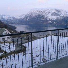 Отель Hordatun Hotel Норвегия, Одда - отзывы, цены и фото номеров - забронировать отель Hordatun Hotel онлайн балкон