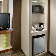Отель SpringHill Suites by Marriott Columbus OSU удобства в номере