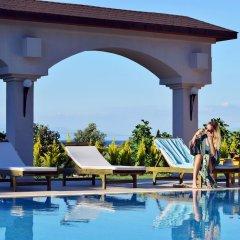 Belizi Hotel Турция, Урла - отзывы, цены и фото номеров - забронировать отель Belizi Hotel онлайн бассейн