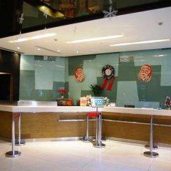 Отель Jinjiang Inn Xian Jiefang Rd Wanda Plaza Китай, Сиань - отзывы, цены и фото номеров - забронировать отель Jinjiang Inn Xian Jiefang Rd Wanda Plaza онлайн интерьер отеля