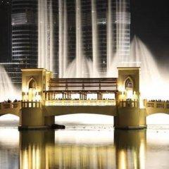 Отель The Ritz-Carlton Residences, Dubai International Financial Centre Дубай приотельная территория