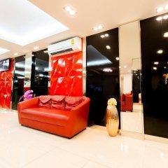 Отель Euro Luxury Pavillion Бангкок интерьер отеля
