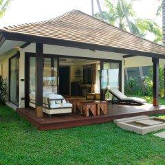 Отель Nikki Beach Resort Таиланд, Самуи - 3 отзыва об отеле, цены и фото номеров - забронировать отель Nikki Beach Resort онлайн балкон