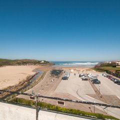 Отель Costa de Ajo Испания, Лианьо - отзывы, цены и фото номеров - забронировать отель Costa de Ajo онлайн пляж