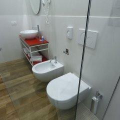 Отель Aurea Италия, Римини - отзывы, цены и фото номеров - забронировать отель Aurea онлайн ванная фото 2