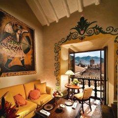 Belmond Hotel Monasterio Куско интерьер отеля