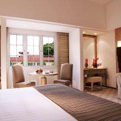 Goodwood Park Hotel комната для гостей
