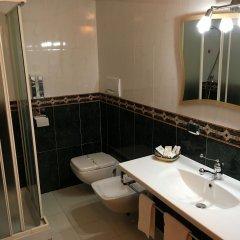 Hotel Al Ritrovo Пьяцца-Армерина ванная