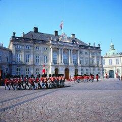 Отель Nimb Hotel Дания, Копенгаген - отзывы, цены и фото номеров - забронировать отель Nimb Hotel онлайн парковка