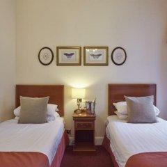 Отель Old Waverley Hotel Великобритания, Эдинбург - отзывы, цены и фото номеров - забронировать отель Old Waverley Hotel онлайн комната для гостей фото 4