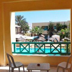 Отель Diar Yassine Тунис, Мидун - отзывы, цены и фото номеров - забронировать отель Diar Yassine онлайн балкон