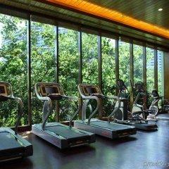 Отель Anantara Sanya Resort & Spa фитнесс-зал