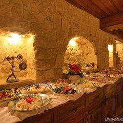 Selcuklu Evi Cave Hotel - Special Class Турция, Ургуп - отзывы, цены и фото номеров - забронировать отель Selcuklu Evi Cave Hotel - Special Class онлайн питание