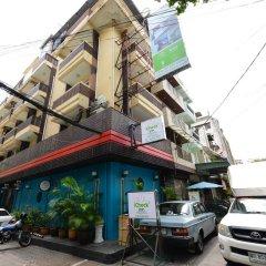 Отель Check Inn China Town By Sarida Таиланд, Бангкок - отзывы, цены и фото номеров - забронировать отель Check Inn China Town By Sarida онлайн парковка