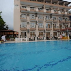Side Sedef Hotel бассейн