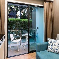 Отель Dusit Grand Park by GrandisVillas Паттайя балкон
