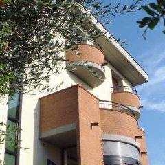 Отель Da Vito Кампанья-Лупия приотельная территория