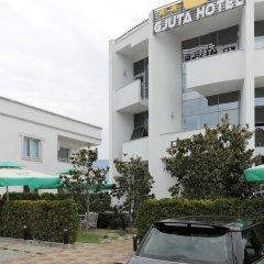 Отель Gjuta Hotel Албания, Тирана - отзывы, цены и фото номеров - забронировать отель Gjuta Hotel онлайн парковка