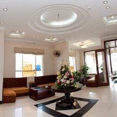 Отель Ocean Star Hotel Вьетнам, Вунгтау - отзывы, цены и фото номеров - забронировать отель Ocean Star Hotel онлайн интерьер отеля фото 2