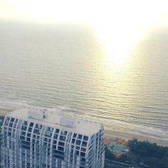 Отель SunEx Luxury Apartment Вьетнам, Вунгтау - отзывы, цены и фото номеров - забронировать отель SunEx Luxury Apartment онлайн пляж