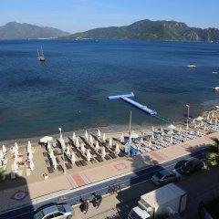B&B Yüzbasi Beach Hotel Мармарис пляж