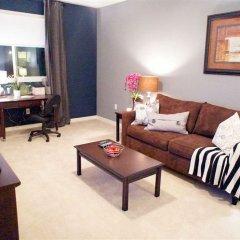 Отель The 5200 Wilshire Blvd США, Лос-Анджелес - отзывы, цены и фото номеров - забронировать отель The 5200 Wilshire Blvd онлайн комната для гостей фото 5