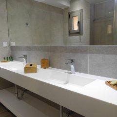 Отель Vozina Греция, Метаморфоси - отзывы, цены и фото номеров - забронировать отель Vozina онлайн ванная фото 2