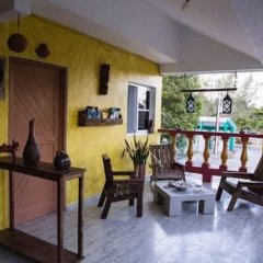 Отель Hostel Kiosco Verde Folk Room Мексика, Канкун - отзывы, цены и фото номеров - забронировать отель Hostel Kiosco Verde Folk Room онлайн спа фото 2