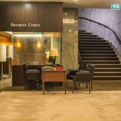 Отель Porto Palacio Congress Hotel & Spa Португалия, Порту - отзывы, цены и фото номеров - забронировать отель Porto Palacio Congress Hotel & Spa онлайн интерьер отеля