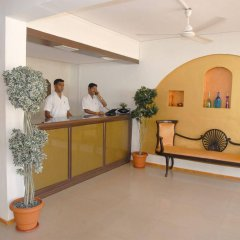 Отель Alegria - The Goan Village интерьер отеля фото 2