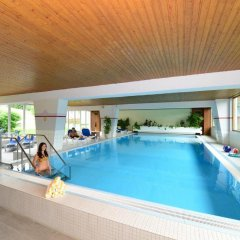 Отель Sport- und Familienhotel Riezlern бассейн