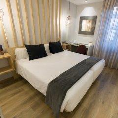 Отель Fruela Испания, Овьедо - отзывы, цены и фото номеров - забронировать отель Fruela онлайн комната для гостей фото 4